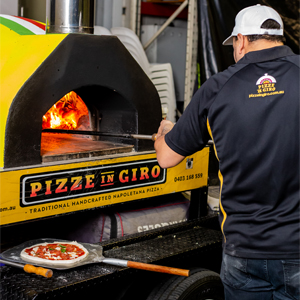 Mobile Wood Oven Hire